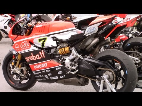 2015 World Superbike Race Weekend Laguna Seca
