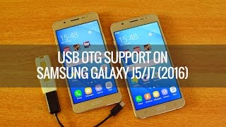 usb otg support on samsung galaxy j5 j7 2016