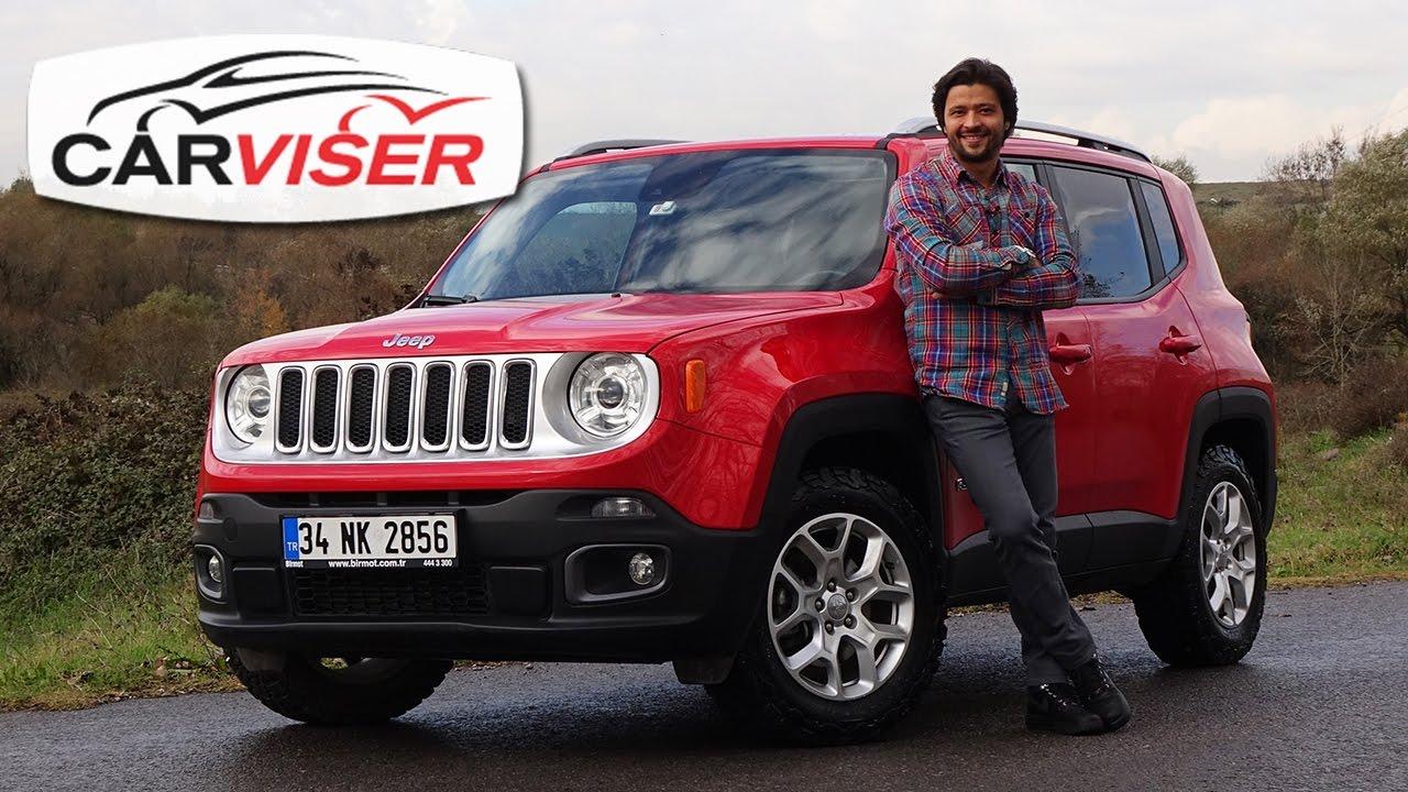 Jeep Renegade Limited >> Jeep Renegade 1.4 Turbo 9AT 4x4 Test Sürüşü - Review ...