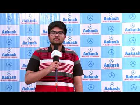 Aakash AIIMS 2016 Topper: Sathvik Reddy Erla (AIR-1)