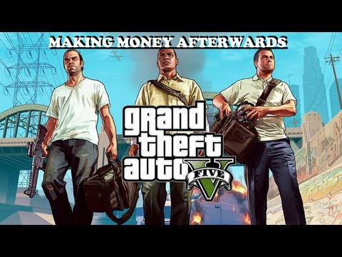 Grand Theft Auto 5 | Money Making Tips | Scrapyard Property