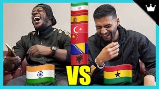 🔥 International RAP CHALLENGE 🔥 vs Good life Crew - JokaH Tululu
