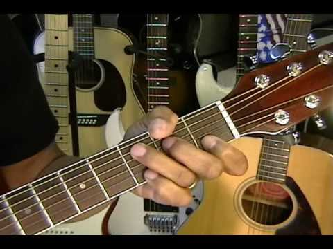 How To Play Paradise Coldplay Guitar NO CAPO Lesson Part 2 Verse Chorus EEMusicLIVE