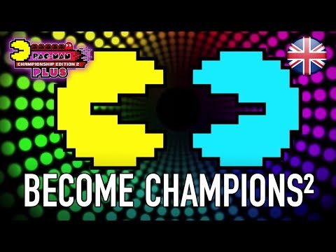 PAC-MAN Championship Edition 2 PLUS - Nintendo Switch - Become Champions² (Launch Trailer)