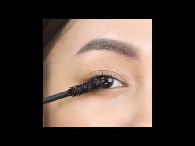Tips and Tricks for Mascara on Defined Eyes   Fair Skin-tone