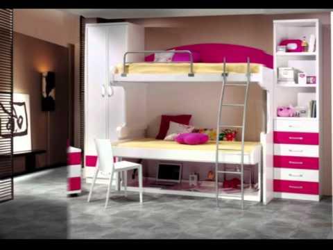 Muebles juvenil cama abatible horizontal con mesa cama - Muebles literas abatibles ...
