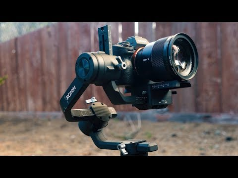 DJI Ronin-S Initial Hands On Review | Sony A7III