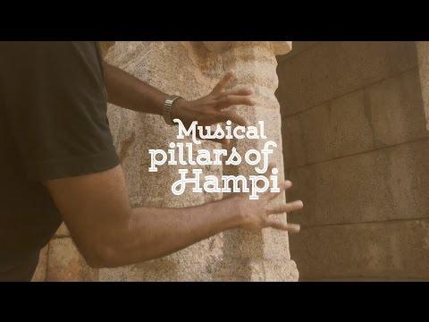 Music pillars of Hampi – Travel Karnataka