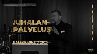 """""""Jumala on hyvä isä"""" - Mika Halkola"""