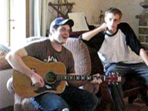 Jeffrey Wright and Martin & Andrew Joldersma singing