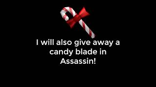 HOW TO GET A FREE CANDY BLADE 2019) - ROBLOX ASSASSIN
