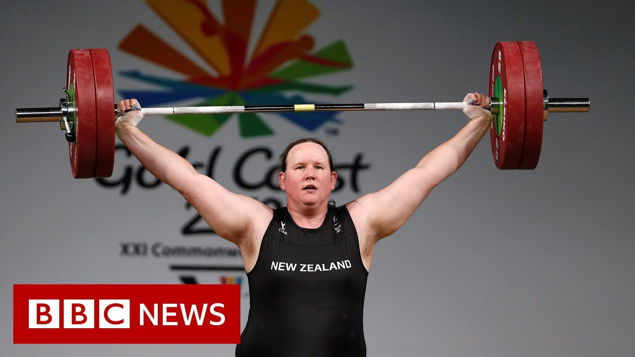 Download Weightlifter to be first transgender Olympic athlete at Tokyo 2020 - BBC News