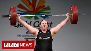 Weightlifter to be first transgender Olympic athlete at Tokyo 2020 - BBC News