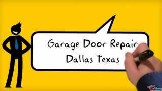 Garage Door Repair Dallas - 214-495-1322 - Call For Quote On Dallas Garage Door Repair