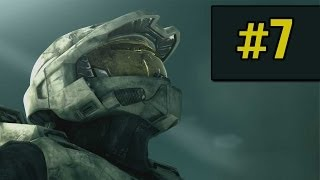 Halo 3 - 4 Cast - Part 7 - Scorpion at our Backs!