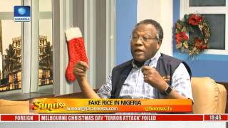 Sunrise: Agribusiness Experts Call For Government Support To Enhance Rice Production In Nigeria Pt 2