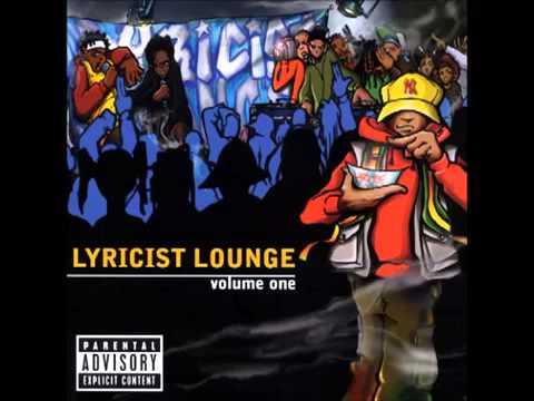 Lyricist Lounge Volumen 1