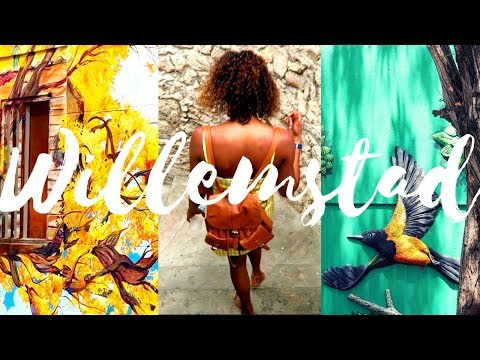 THE LIFE OF A TRAVEL VLOGGER   WILLEMSTAD CURACAO