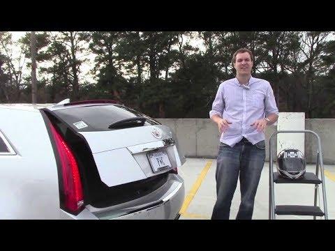 Cadillac CTS-V универсал: низкобюджетное прощание