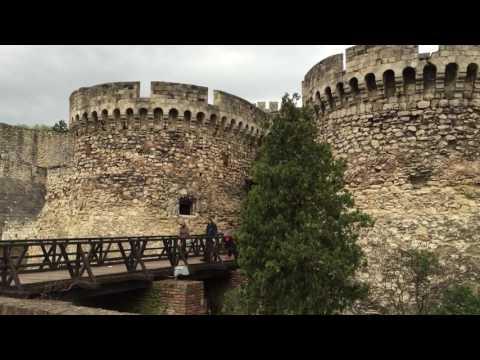 Belgrade Fortress, Kalemegdan, Belgrade, Serbia