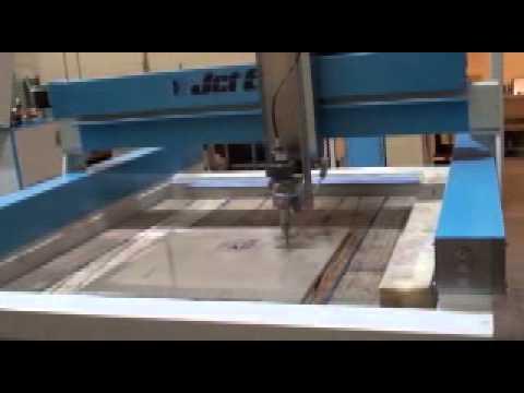 FARM-JET® Waterjet Cutting System by Jet Edge
