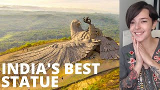Worlds Largest Bird Statue?! | REACTION