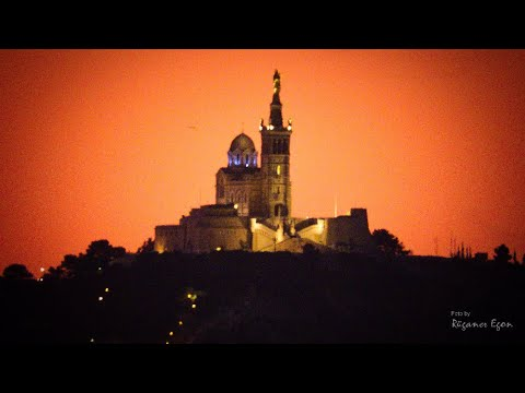 MSC GRANDIOSA - Marseille Notre Dame - en509 - YouTube