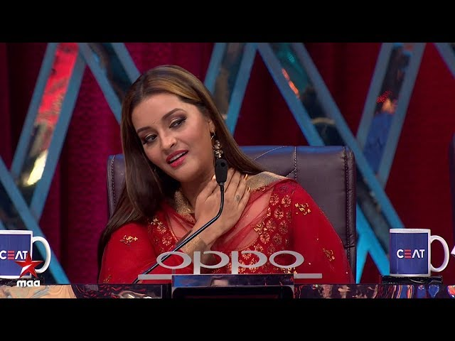 Renu Desai Does The Power Style!!!  Watch #NeethoneDance Sat & Sun at 9 PM #OPPO