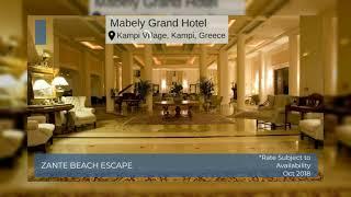Zante Beach Escape | Beach Escape  | Superescapes