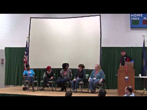Nebraska Code Camp - Women in Technology Panel Discussion