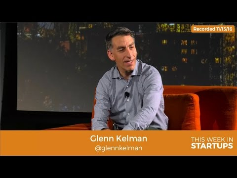 Glenn Kelman on lessons learned in running Redfin: Figure out why co is good, not just money-maker