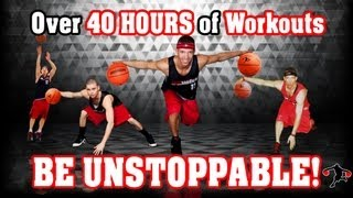 How to be an UNSTOPPABLE Basketball Player | Basketball Workouts and Drills