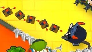 Bloons TD 6 - Master Bomber Buffed by Shinobi Ninjas is INSANE!