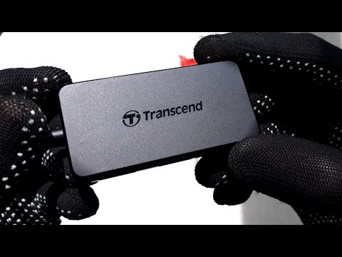 USB-хаб 4-Port Transcend USB 3.1 Gen 1 (TS-HUB2K)