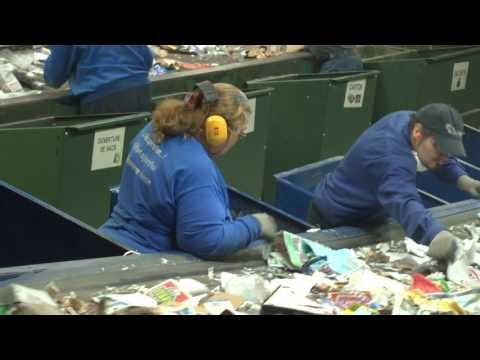 Le Recyclage Démystifié: 1. Les Sacs De Plastique