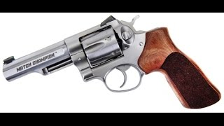 wednesday s wonderful world of weapons ruger gp100 match champion