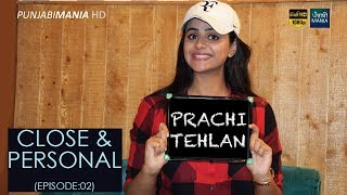 Prachi Tehlan Interview | Ikyawan TV Show | Bailaras | Close & Personal Ep. 02