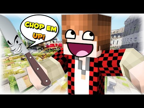STEALING PRESTON'S COUSIN! Double Feature Hunger Games in Minecraft!