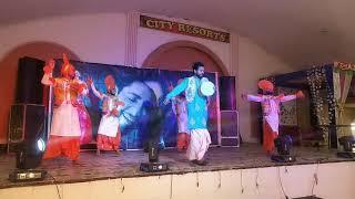 Entry Roti Gurdas maan  Bhangra Group Romy with DJ Amit Phillaur