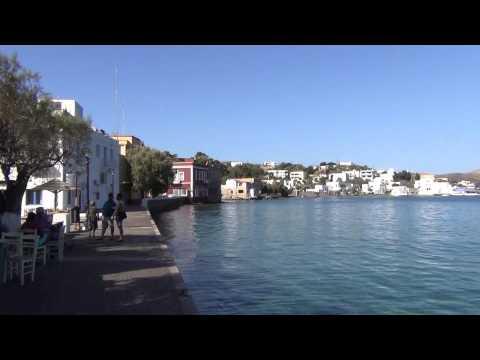 Platanos and Agia Marina, Leros