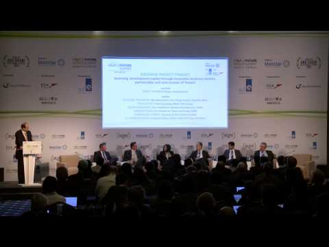 Securing Project Finance | WFES 2015
