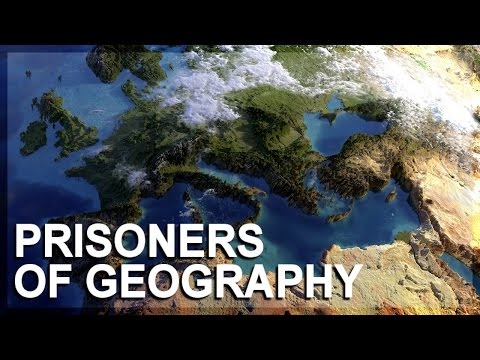 Review: Prisoners of Geography by Tim Marshall