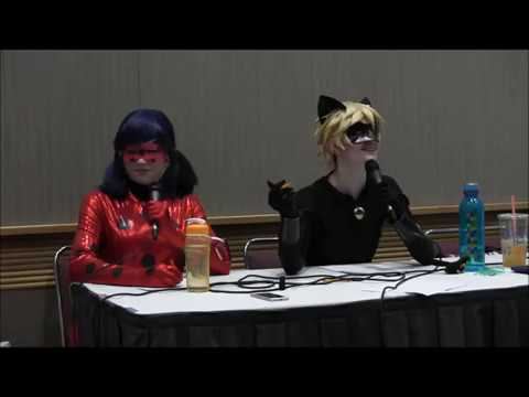 Miraculous: Ladybug & Chat Noir PART 2   Kumoricon 2016