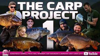 Mainline Baits Carp Fishing TV - THE CARP PROJECT | VOL.01