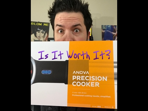 Anova Precision Cooker Review. Is It Worth It?  Let's Find Out!