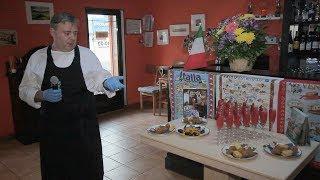 Итальянский повар угостил керчан блюдами венецианской кухни