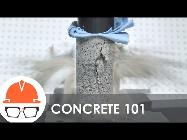 Questions about Concrete Answered - The Basics