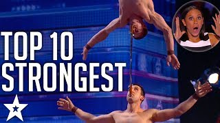 Top 10 STRONGEST Performances | Got Talent Global