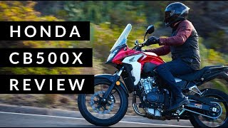 Honda CB500X Review | Affordable adventure awaits