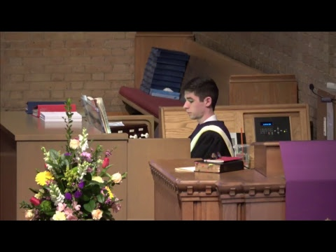 Second Presbyterian Church March 18, 2018